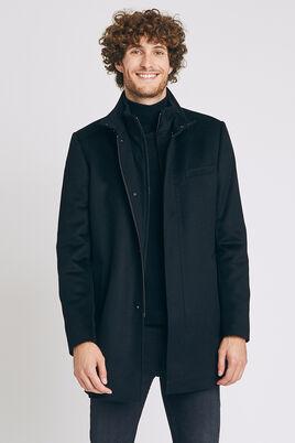 Manteau zippé