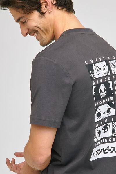 Tee shirt imprimé One Piece