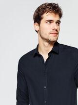Chemise coupe slim armurée