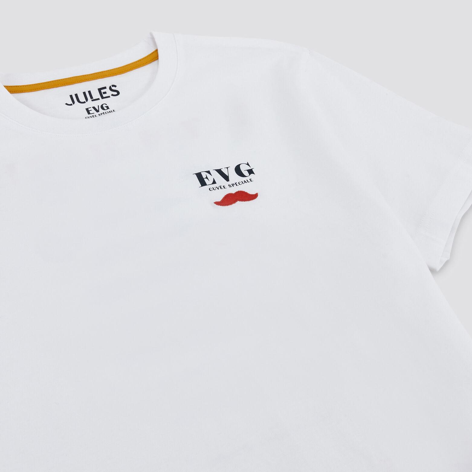 """Tee shirt EVG enterrement vie de garçon """"in progre"""