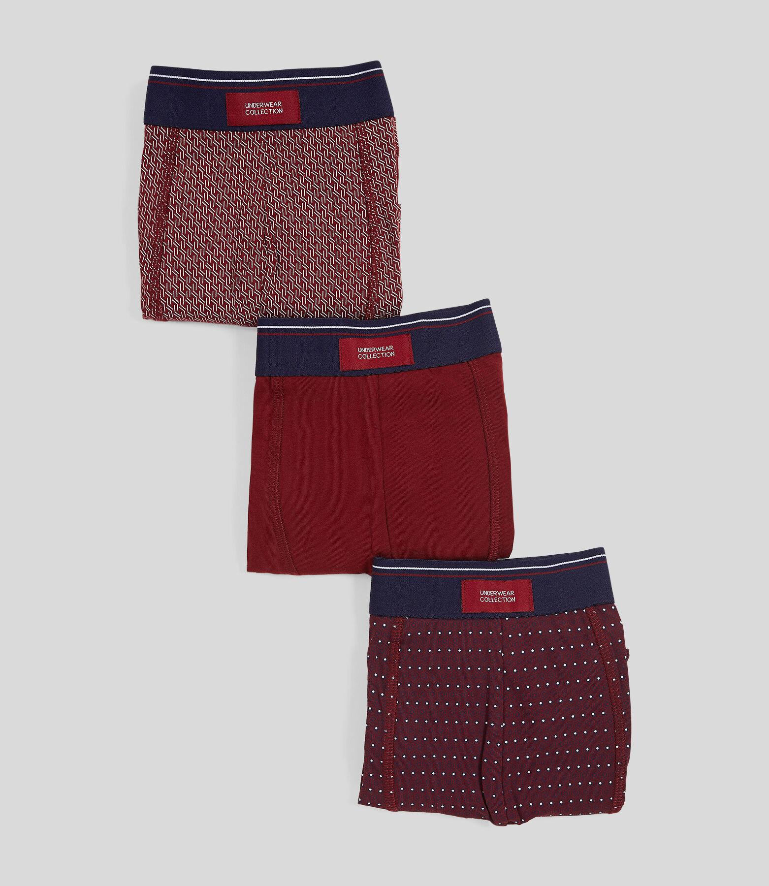 Set van 3 boxers