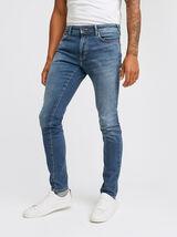 Jean slim #Tom 4 longueurs stone