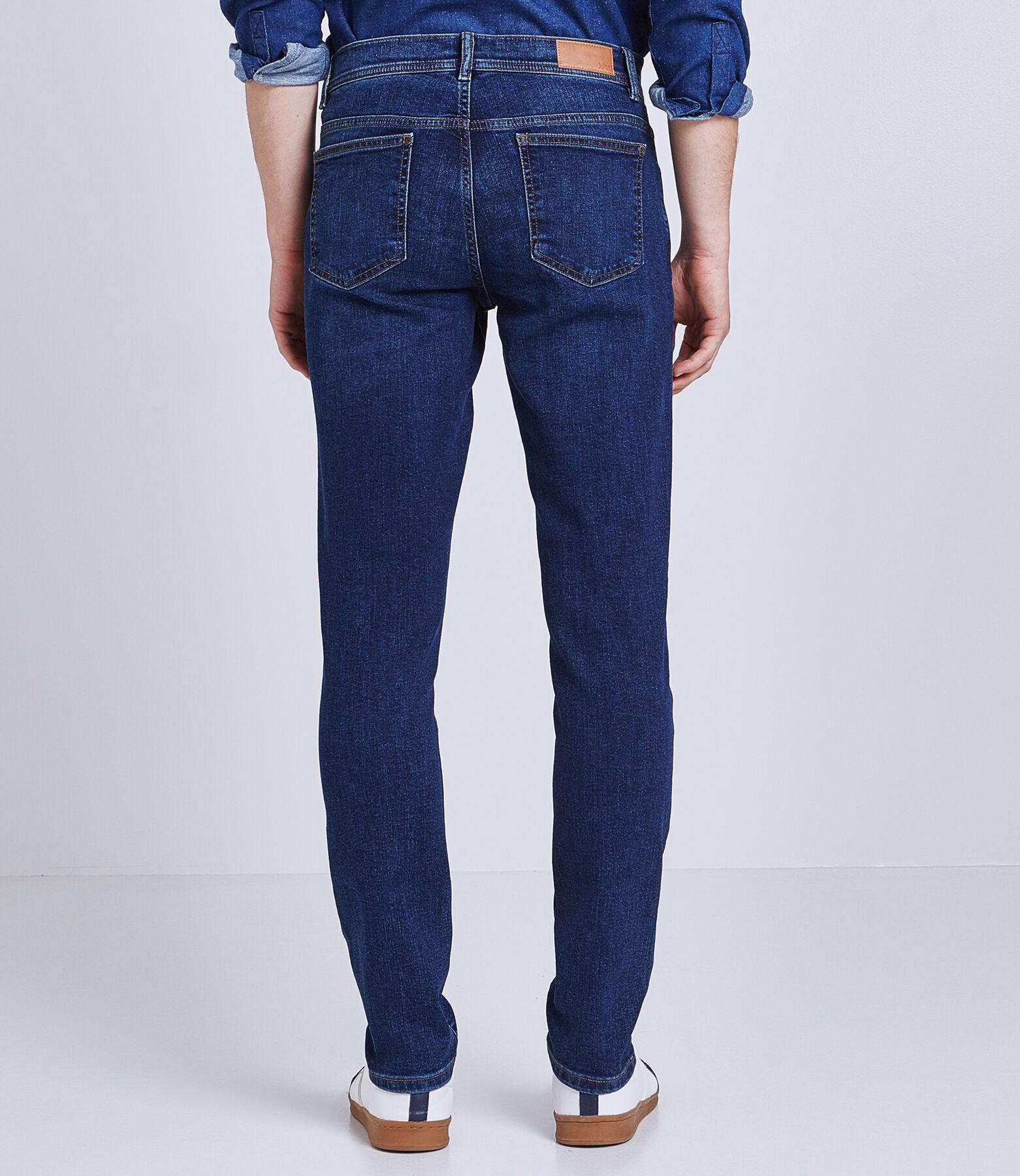 Slim jeans, gewassen, instapprijs