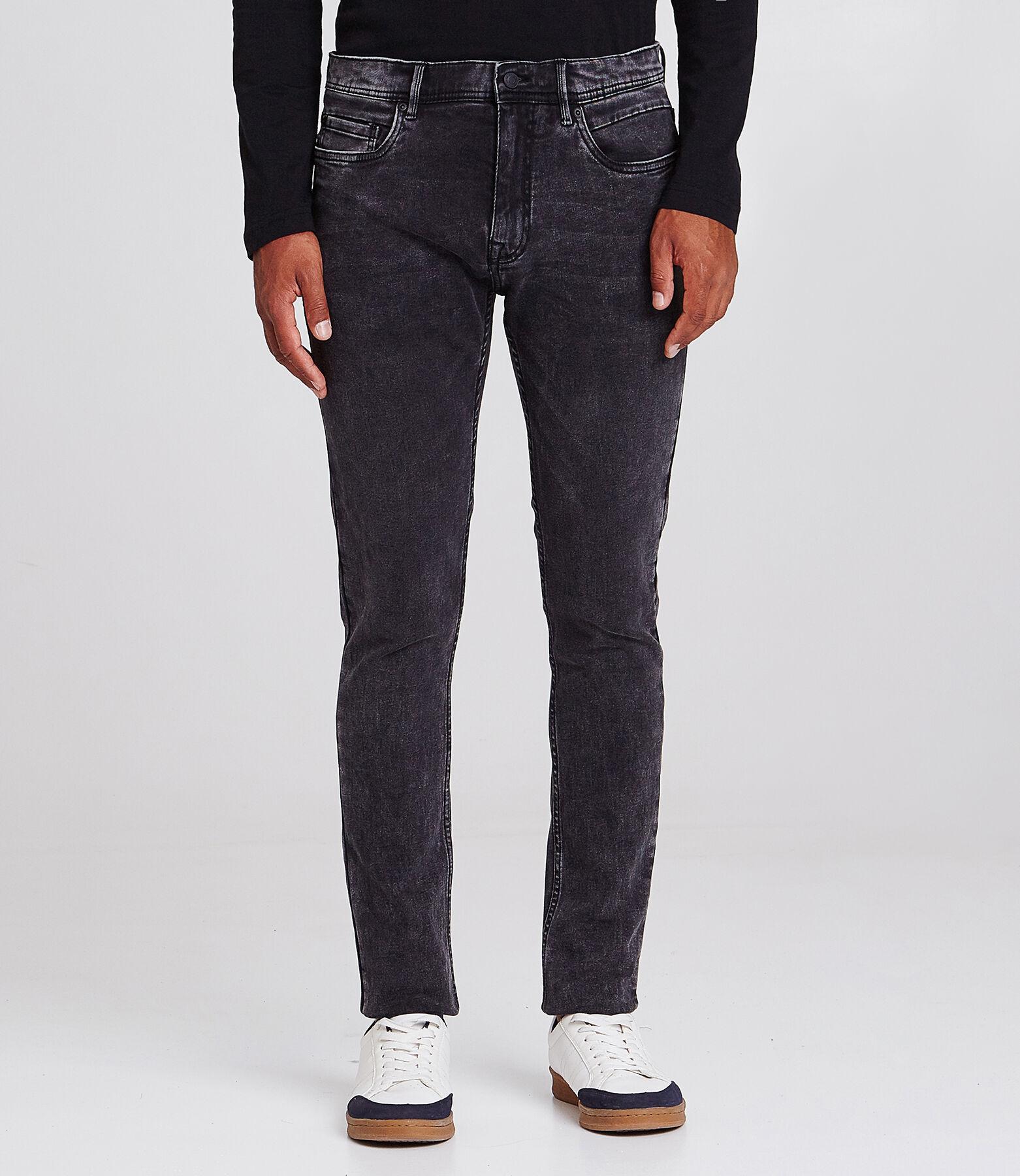 Jean skinny Max noir lavé