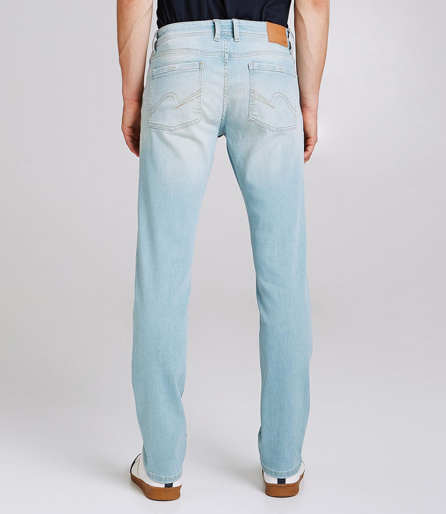 Jean straight Bleach 5 poches