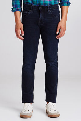 Jean Slim 4 longueurs Blue Black