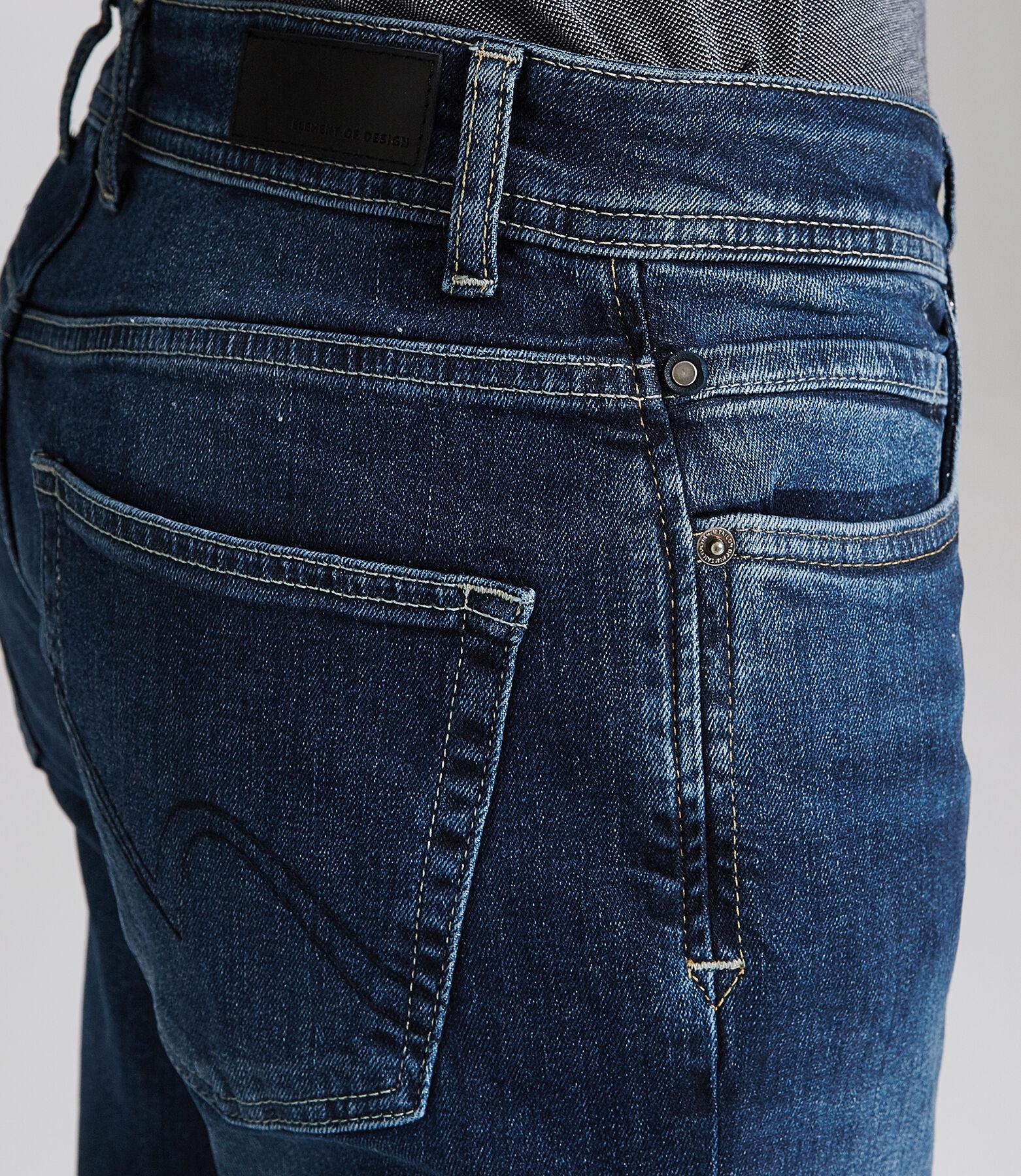 Jean regular 5 poches Stone Wash