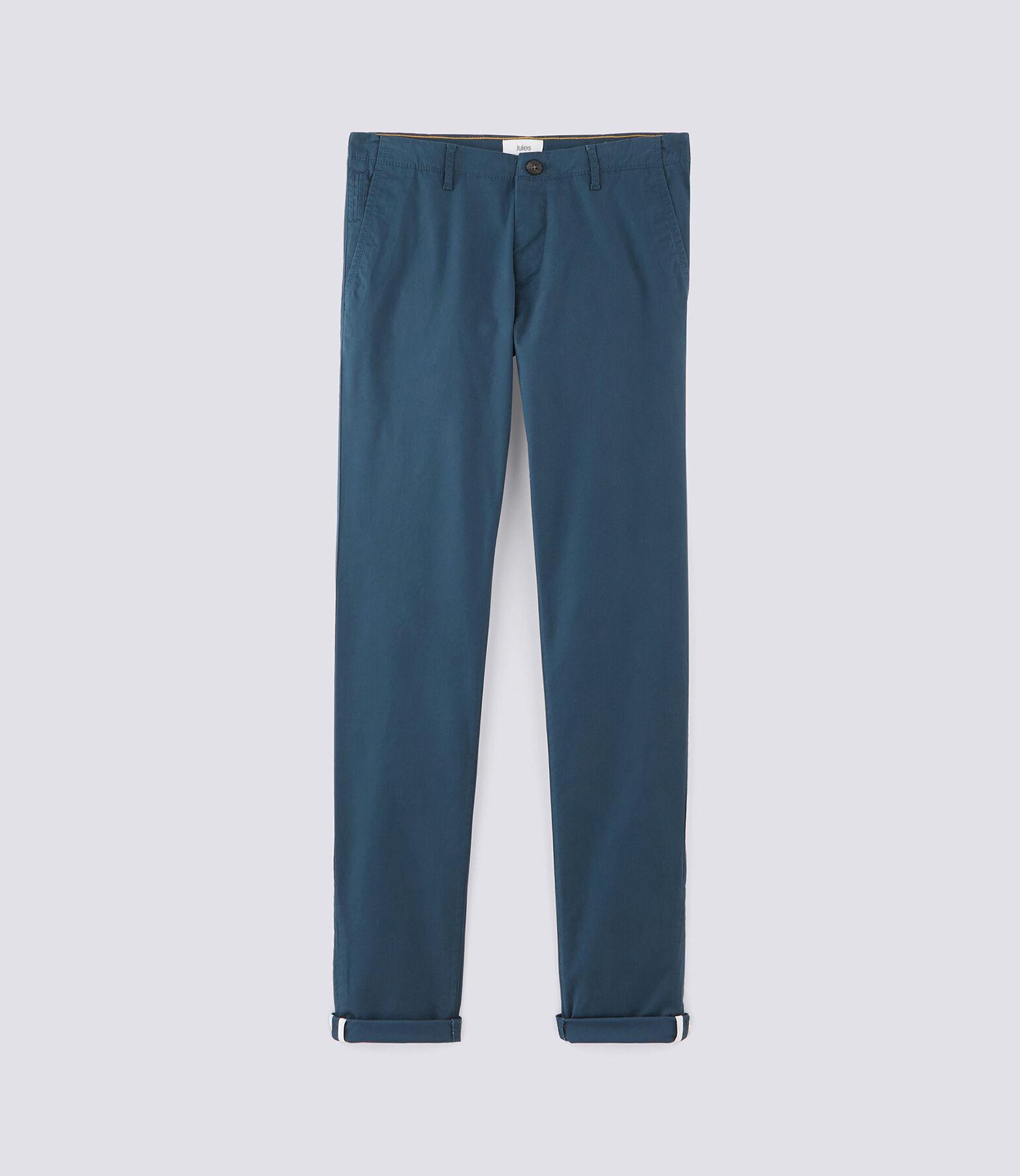Pantalon Sportswear Bleu Petrole