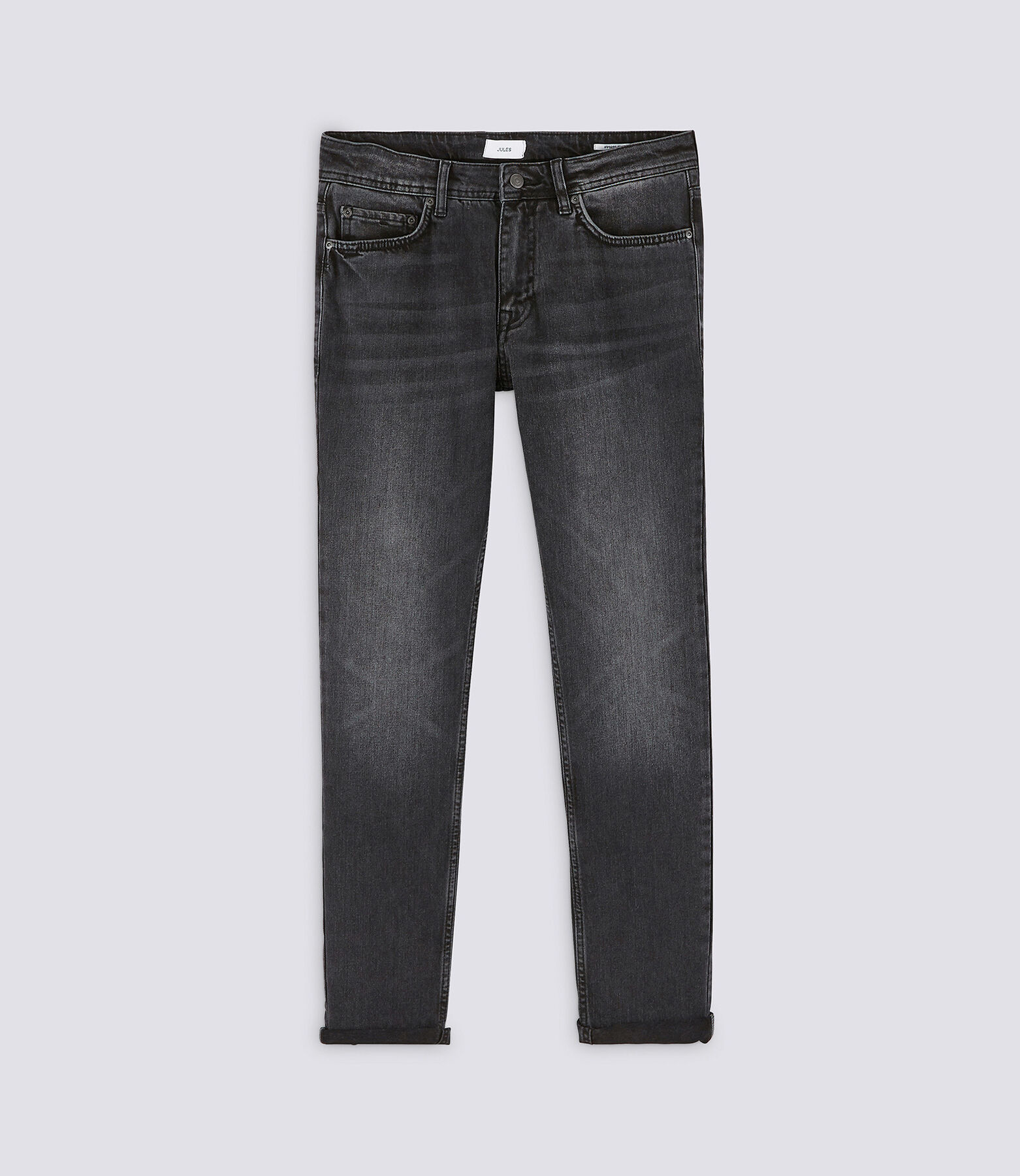 Pantalon Denim Noir Lg 30