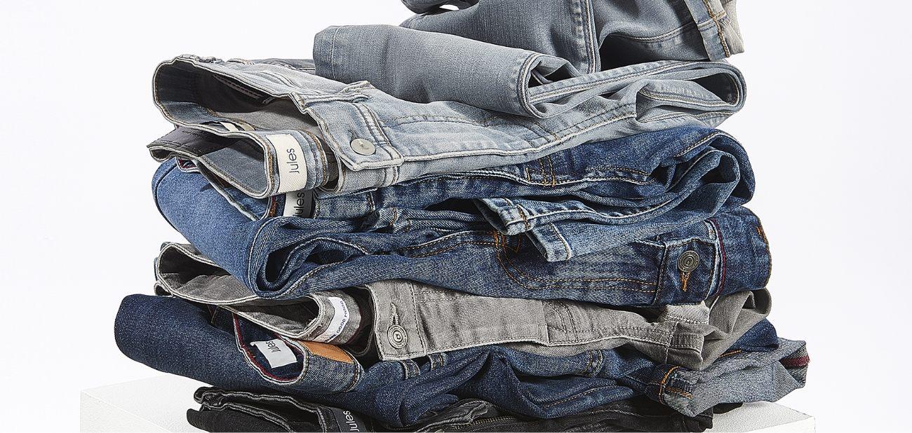 Entreien du jean