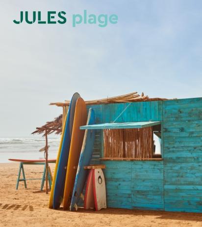 Jules plage