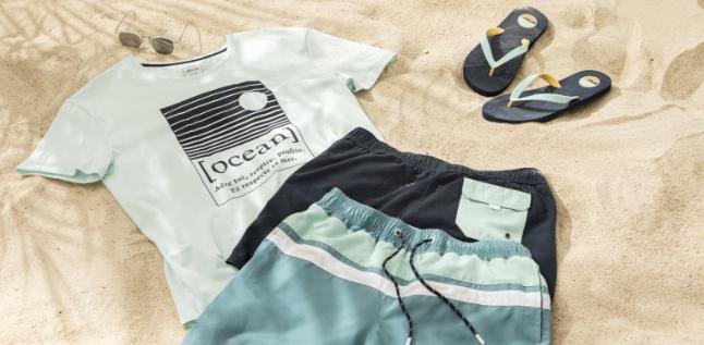 1 t-shirt ocean acheté = 1€ reversé
