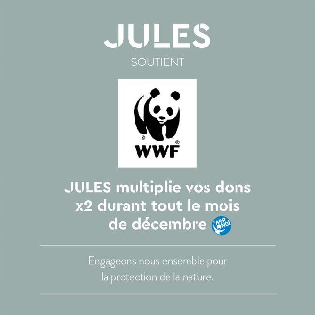 Un engagement auprès de WWF.