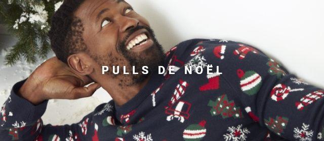 pulls de Noël