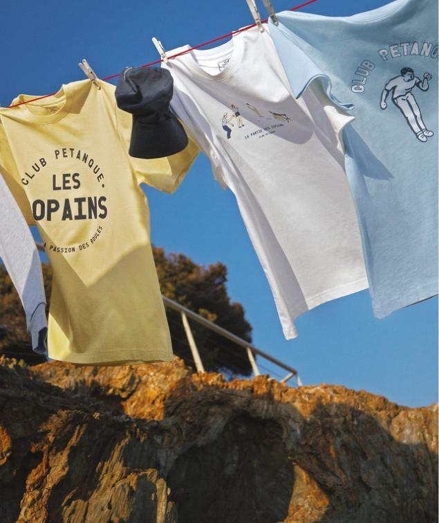 T-shirts d'été