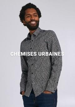chemise urbaine