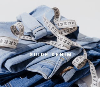 Guide du denim